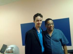 Miro Sprague and Herbie Hancock